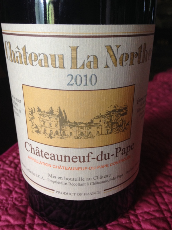 Bastille Day wine