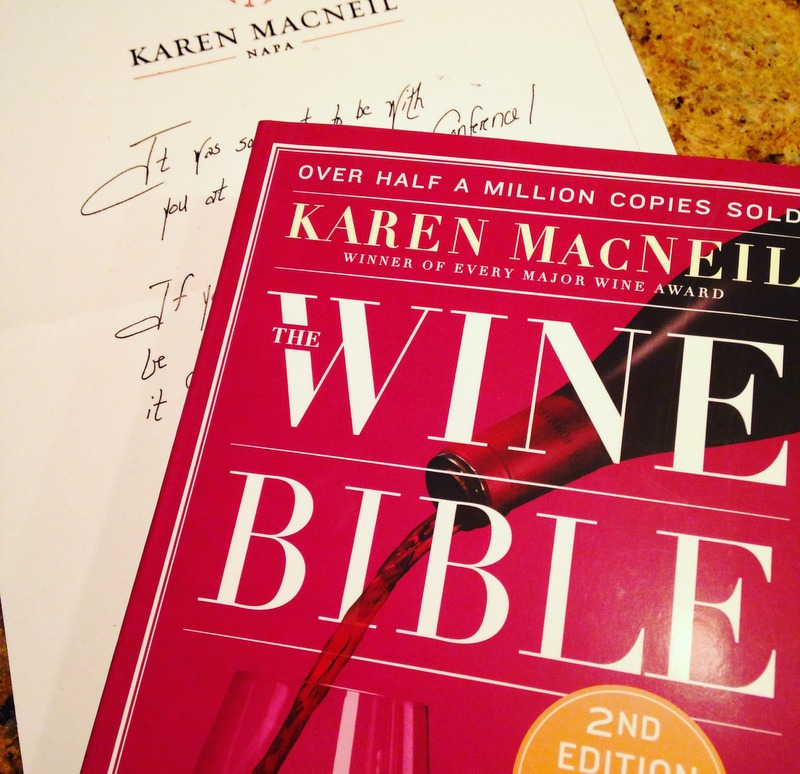 The Wine Bible - holiday gift guide