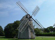South Fork Bridgehampton Windmill