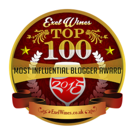 Exel Influential Blogger Award