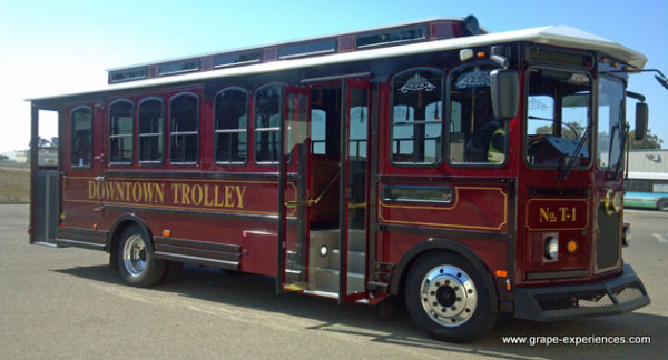 Santa Maria Valley Wine Trolley